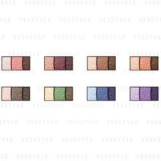 Kanebo - Media Grade Color Eyeshadow - 8 Types