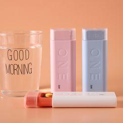 Packup - Plastic Pill Box