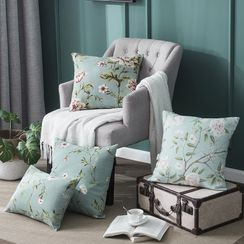 iMpressee - Floral Print Cushion Cover