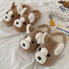 Honkizz(ホンキッズ) - Fleece Animal Slippers