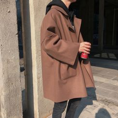 CooLook - Plain Coat
