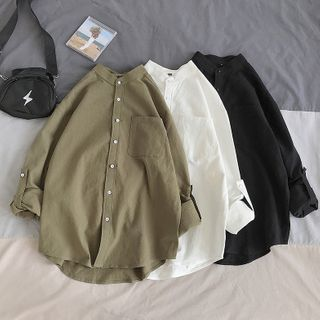 Mudian - Plain Shirt