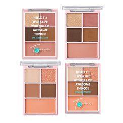 MAKEheal - T:SOME Eye Blush Palette - 4 Colors