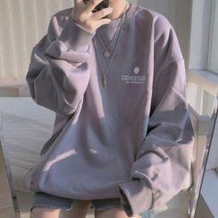 lilygirl - Lettering Sweatshirt