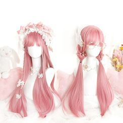 Macoss - Long Full Wig - Straight