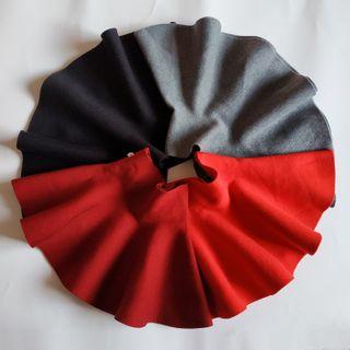 Cuckoo - Kids A-Line Mini Knit Skirt