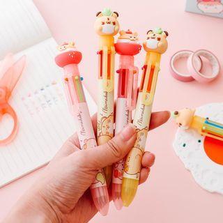 Ms Zaa - Cartoon Multicolor Pen
