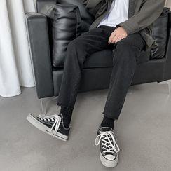 WidoWilder - 直筒牛仔褲