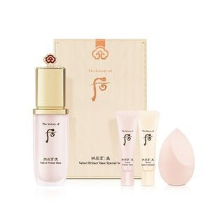 The History of Whoo - Gongjinhyang Mi Velvet Primer Base Special Set