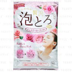 Cow Brand Soap - Bubble & Aroma Bath Salt 30g