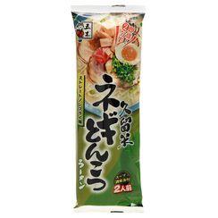 ITSUKI - Kurume Green Onion Pork Soup Ramen (serves 2)
