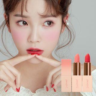 Peach C - Easy Matte Lipstick Blossom Edition - 2 Colors