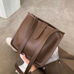 BAGUS - Faux Leather Crossbody Bag