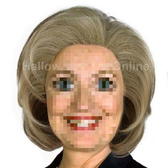 Party Wigs - Party Wig - Hillary Clinton