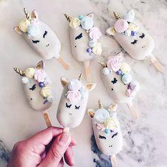 Nastaccey - Unicorn Popsicle Mold