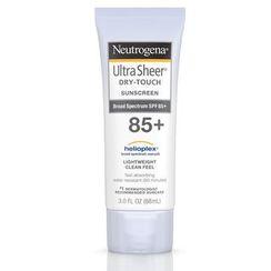 Neutrogena - Ultra Sheer Dry-Touch Sunscreen SPF 85