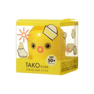 TONYMOLY - Tako Pore Pposong Sun Stick SPF50+ PA++++