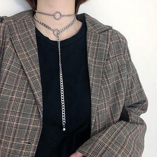 PANGU - Chain Choker/ Lariat