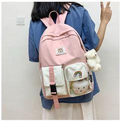 Sosara(ソサラ) - Buckled Backpack