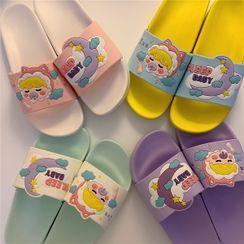 ZORI - Baby Print Slippers
