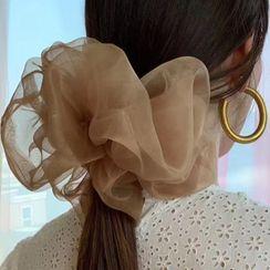 Miss Floral - Chiffon Hair Tie