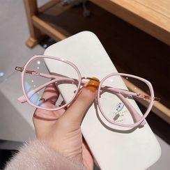 MOL Girl - Round Glasses