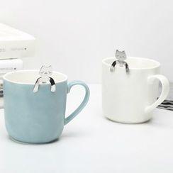 Gukan - Cat Coffee Spoon