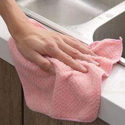 Home Simply - Set of 10: Corduroy Hand Towel