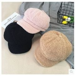 FROME - 抓毛派报童帽