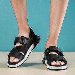 MARTUCCI - Self Fasten Sandals