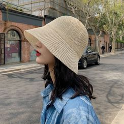 FROME - Knit Bucket Hat