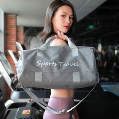 Evorest Bags(エボレストバッグズ) - Lettering Wet Dry Duffle Bag