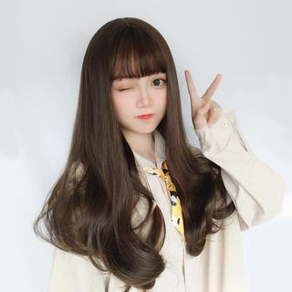 Yomei - Long Full Wig - Straight