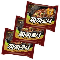 Samyang - Chacharoni Jajang Stir Ramen (3 packs)