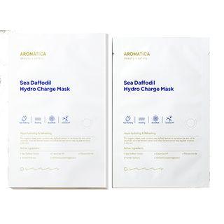 AROMATICA - Sea Daffodil Hydro Charge Mask Set 5pcs