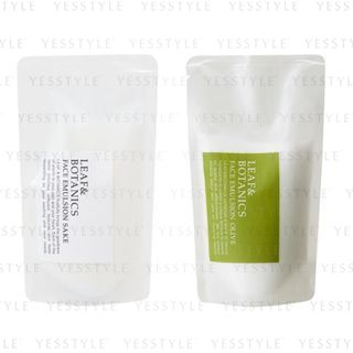 LEAF & BOTANICS - Face Emulsion Refill 90ml - 2 Types