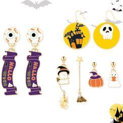 Cv Plus Design - Halloween Earring
