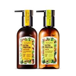 Healing Bird - Ultra Protein Hair Oil - 2 Types