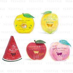 CHARLEY - Fruit Bath Salt 30g x 2 - 5 Types