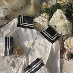 Saturday Soul - 水手领衬衫