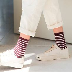 MOGLA - Striped Socks