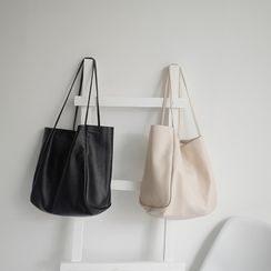 Seede - 仿皮手提袋