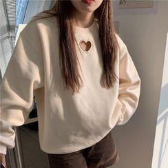Bloombloom - Heart Sweatshirt