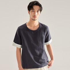 Ashen - Short-Sleeve T-Shirt
