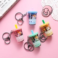 Chimi Chimi - Bubble Tea Keyring