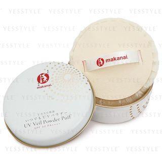 Makanai Cosmetics - UV Veil Powder Puff SPF 50 PA++++