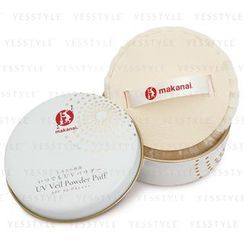 Makanai Cosmetics - UV Veil Powder Puff SPF 50 PA++++