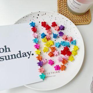 Olsin - Candy Color Flower Hair Clamp