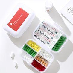 Klapprige - Plastic Pill Box