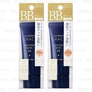Shiseido - Integrate Gracy Essence Base BB SPF 33 PA++ 40g - 2 Types